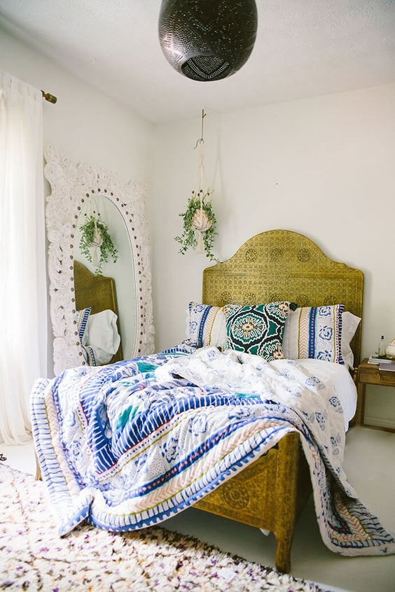 Beau Moroccan Bedroom Image 41